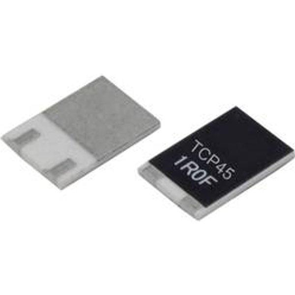 TRU COMPONENTS TCP45-A390RFBK Résistance de puissance 390 Ω CMS TO-252/DPAK 45 W 1 % 1 pc(s)