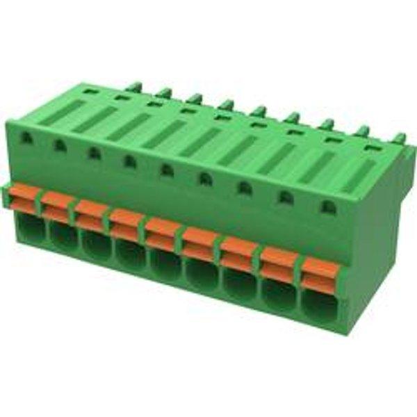 Degson Stiftgehäuse-Kabel 15EDGKD Polzahl Gesamt 6 Rastermaß: 2.50 mm 15EDGKD-2.5-06P-14-00AH 1 St