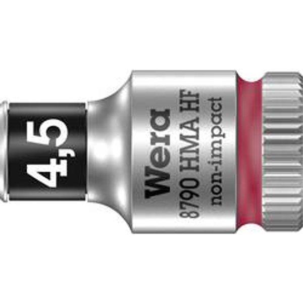 8790 HMA HF, 4,5mmx23, Clés mixtes à cliquet