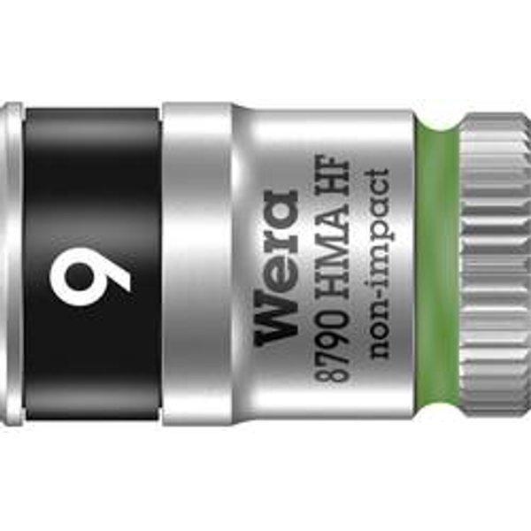 8790 HMA HF, 9mmx23, Clés mixtes à cliquet