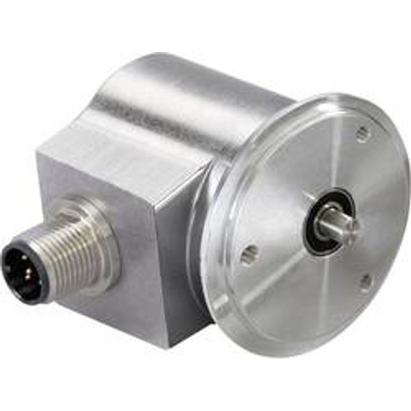 Posital Fraba Inkremental Drehgeber 1 St. UCD-IPH00-04096-NA10-PRQ Magnetisch Synchronflansch 58mm