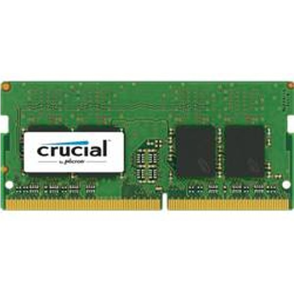 8GB 8Gb x 1 Crucial DDR42400 PC419200 Laptop Memory SODIMM