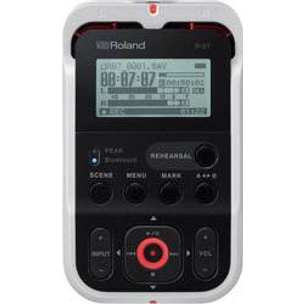 Enregistreur audio mobile Roland R-07 blanc (R-07-WH)