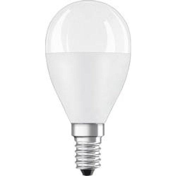 LED-Tropfen, E14, 8 W, warmweiß (1710650)