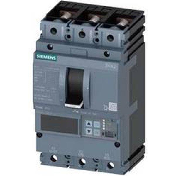 Siemens 3VA2225-7KP32-0AF0 Leistungsschalter 1 St. 2 Wechsler Einstellbereich (Strom): 100 - 250A Sc
