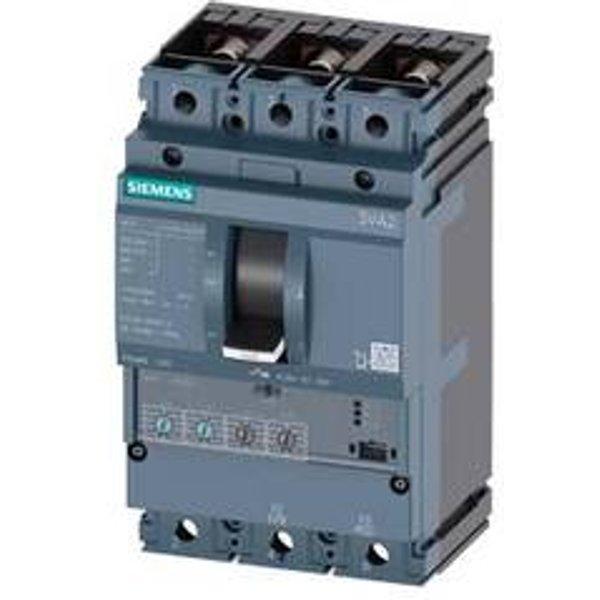 Siemens 3VA2116-6HN32-0CL0 Leistungsschalter 1 St. 4 Wechsler Einstellbereich (Strom): 63 - 160A Sch