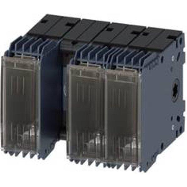 Siemens Lasttrennschalter 3polig 32A 4 Wechsler 690 V/AC 3KF13030MR11