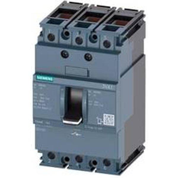 Siemens Lasttrennschalter 3polig 125A 2 Wechsler 690 V/AC 3VA11121AA360CC0