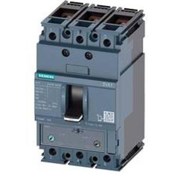 Siemens 3VA1110-4EF32-0KH0 Leistungsschalter 1 St. 3 Wechsler Einstellbereich (Strom): 70 - 100A Sch