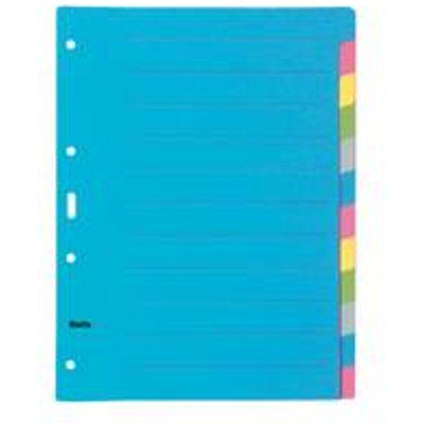 Biella Carton bleu, vert, gris, rose, jaune 0461412.00