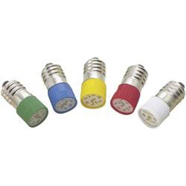 Barthelme LED-Lampe E10 Rot 220 V/AC 0.2lm 70113136