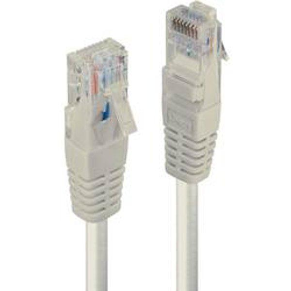Câble réseau cat.6 U/UTP, monobrin, 20m (44461)