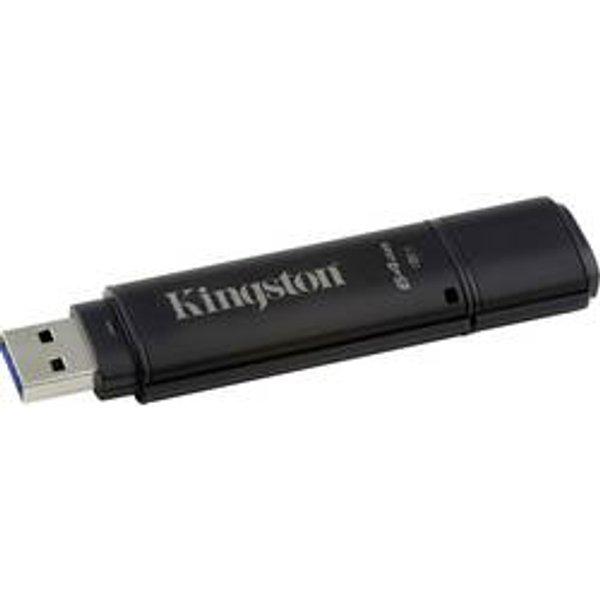 Kingston Technology 64Gb Dt400 G2 256 AES USB 3.0