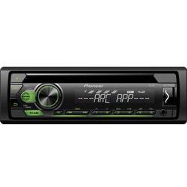 Autoradio Pioneer DEH-S110UBG DEH-S110UBG 1 pc(s)