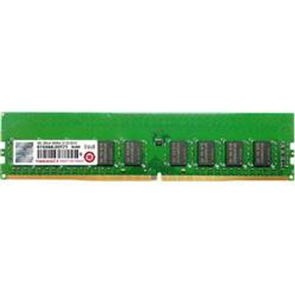 Ddr4Ram 8GB Ddr4-2133 Transcend Dimm Ecc, Cl15-15-15