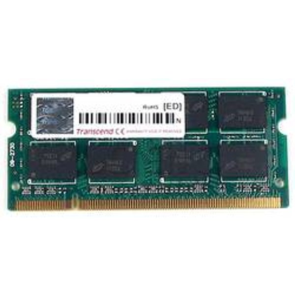 Transcend - DDR3 - 4 Go - SO DIMM 204 broches