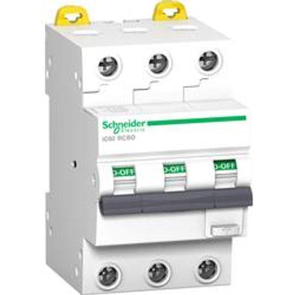 Schneider Electric A9D67332 FI-Schutzschalter/Leitungsschutzschalter 32 A 0.03 A 415 V