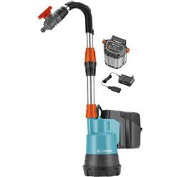 GARDENA 01749-61 Pompe pour réservoir deau un niveau 2000 l/h 20 m