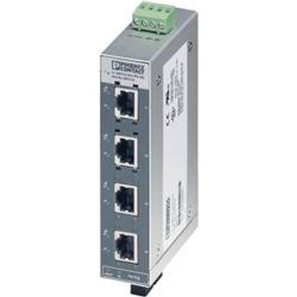 Phoenix Contact Ethernet Switch FL SWITCH SFN 4TX/FX