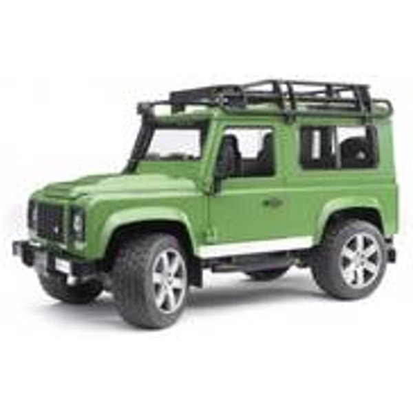 Land Rover Defender Station Wagon, Modellfahrzeug