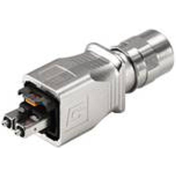 Connecteur fibre optique Weidmüller 1278430000 connecteur 100 pc(s)