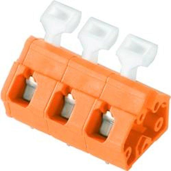 Bornier à ressort Weidmüller LMZFL 7/8/135 3.5OR 1953070000 2.50 mm² Nombre total de pôles 8 orange 100 pc(s)