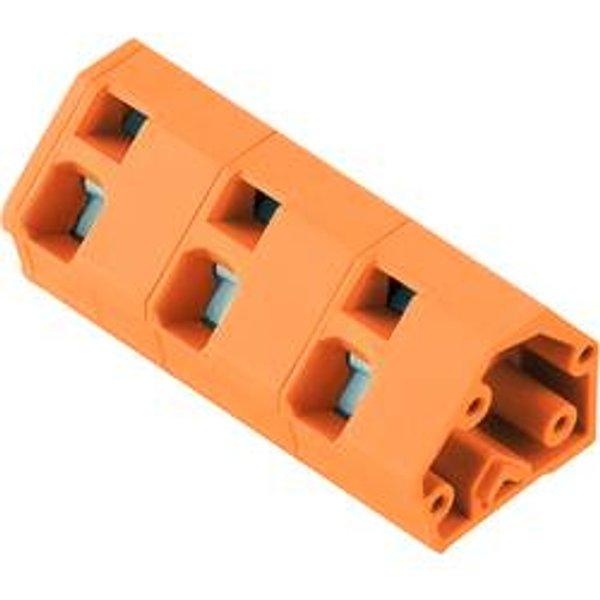 Bornier à ressort Weidmüller LMZF 10/3/135 3.5OR 1953480000 2.50 mm² Nombre total de pôles 3 orange 100 pc(s)