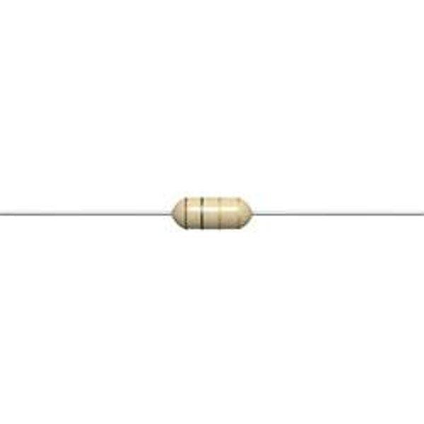 TRU Components TC-HBCC-101J-00203 Induktivität axial bedrahtet 100 µH 0.6A 1St