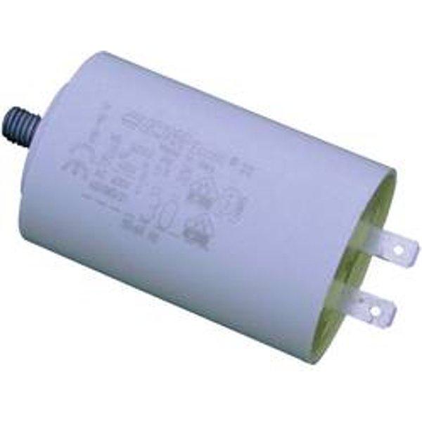 Condensateur moteur MKP à enficher 2 µF 450 V/AC 5 % MLR25PRL45203051/A (Ø x h) 30 mm x 51 mm 1 pc(s)