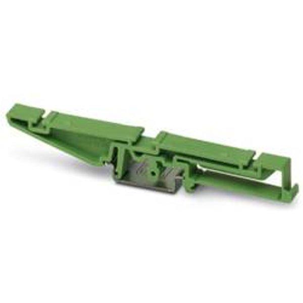 Phoenix Contact UM108-FE Hutschienen-Gehäuse Fußelement 107.5 Kunststoff 10St