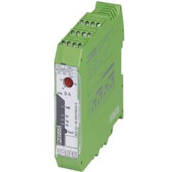 Phoenix Safe Halbleiterrelais 3ph 42V 24VDC 2,4A/AC-1 2 in 1, 24 V DC, 2,4A