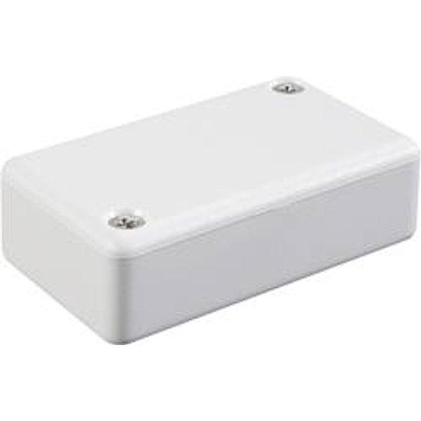 Boîtier Euro Hammond Electronics 1551JGY ABS gris clair (RAL 7035) 60 x 35 x 15 1 pc(s)