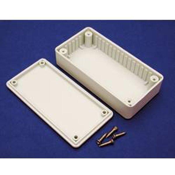 Boîtier universel Hammond Electronics BOXLGY ABS gris clair (RAL 7035) 85 x 56 x 39 1 pc(s)