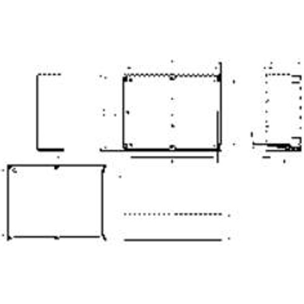 Spelsberg TG PC 3023-11-o Installations-Gehäuse 302 x 232 x 110 Polycarbonat Lichtgrau (RAL 7035) 1