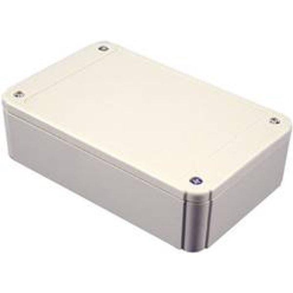 Boîtier universel Hammond Electronics RL6105 ABS gris clair (RAL 7035) 80 x 60 x 30 1 pc(s)