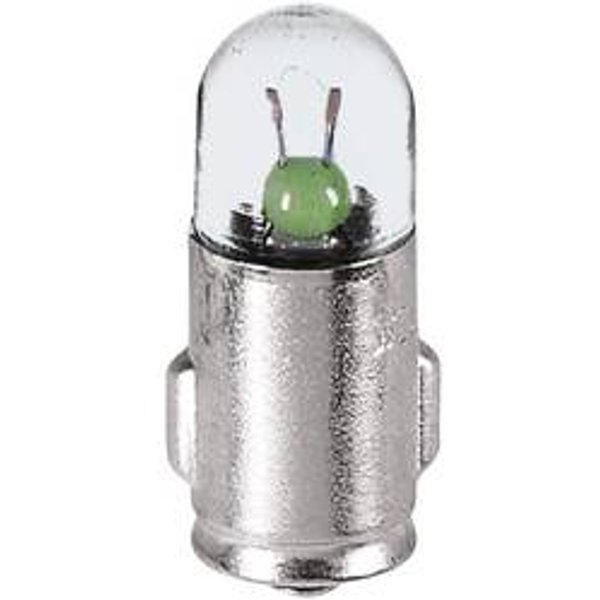 Barthelme 00591210 Kontrolllampe 12V 1.20W BA7s Klar 1St