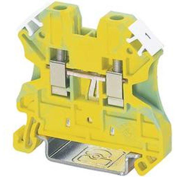Phoenix Contact 3044092 Din Rail Terminal Block Screw 5.2mm Green