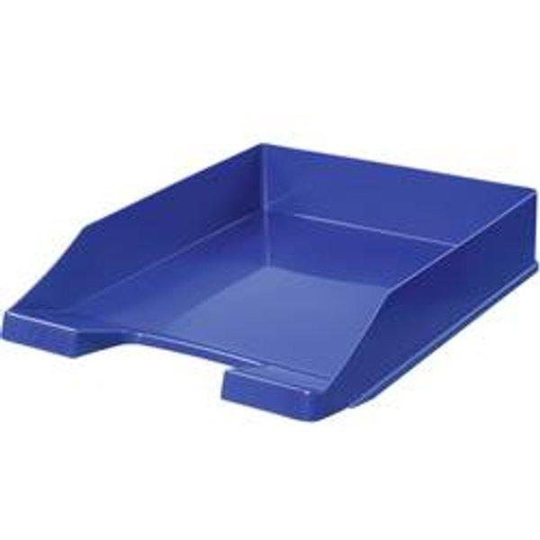 Han Briefkorb, PS, C4, 255 x 348 x 65 mm, blau