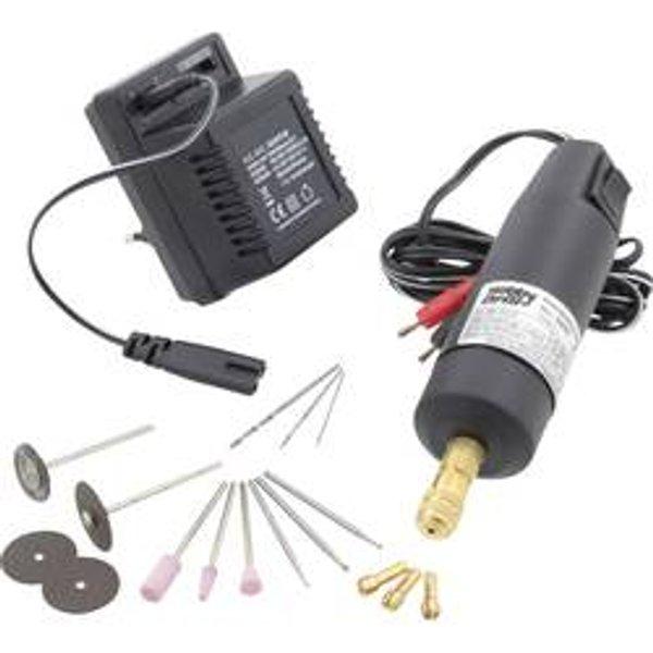 Mini-Bohrmaschinen-Set 45 W 0400V1 20-teilig