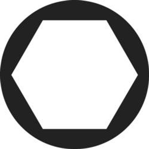 Écrou hexagonal TOOLCRAFT 812845 N/A M4 100 pc(s)