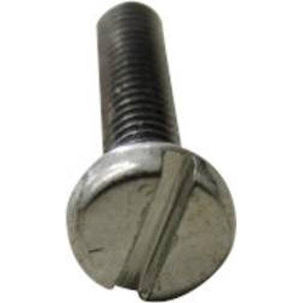 Vis cylindrique TOOLCRAFT 104283 200 pc(s) M5 20 mm tête cylindrique plat acier N/A