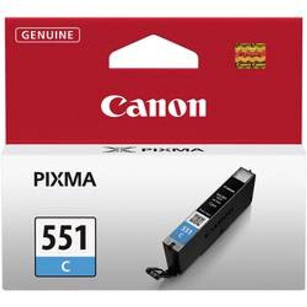 Canon Tintenpatrone »CLI-551C«