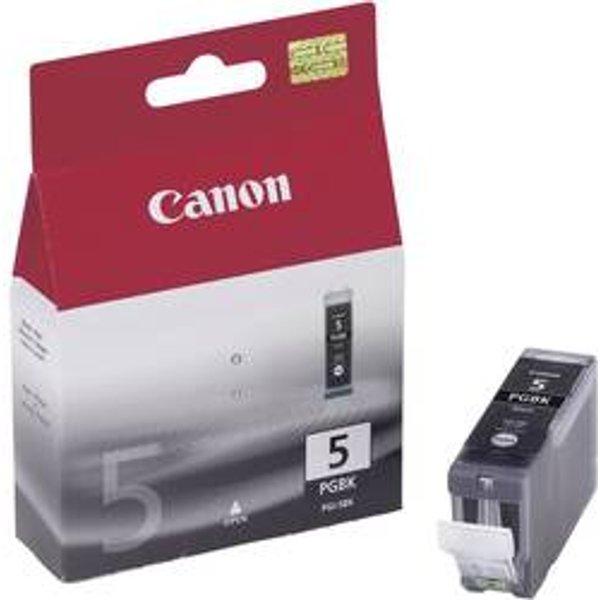 Cartouche dencre Canon PGI-5BK noire