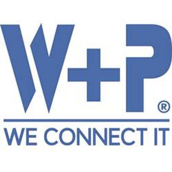 Barrette mâle (standard) W & P Products 945-15-030-50 Nbr de rangées: 3 Nombre de pôles par rangée: 10 1 pc(s) Bulk
