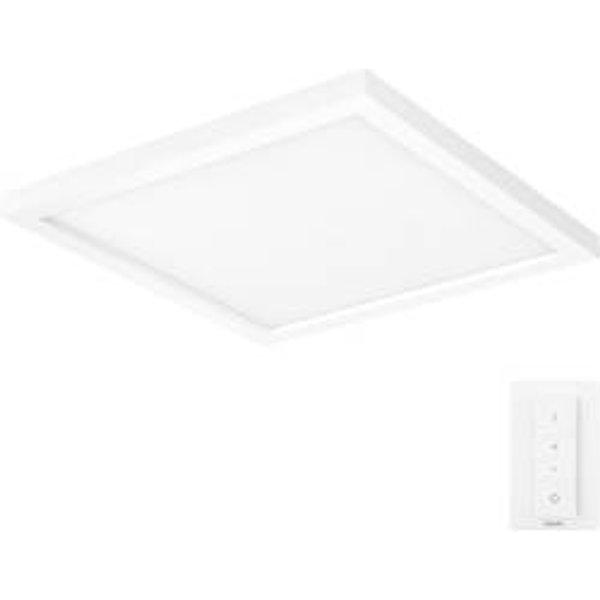 Philips Hue Aurelle LED panel square, 30 x 30 cm