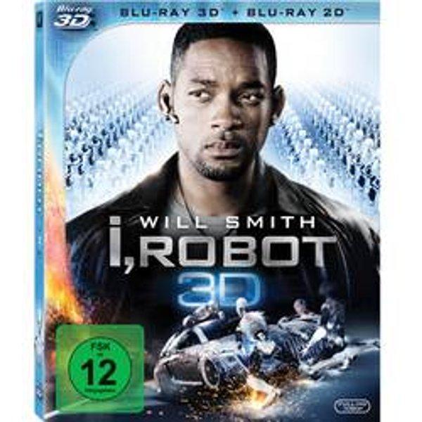 I, Robot 3D (2004) - (Blu-ray 3D (+2D))