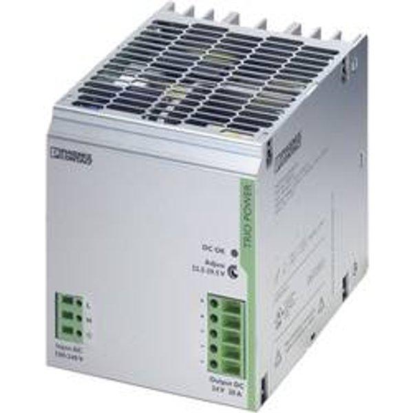 Phoenix Contact 2866381 TRIO-PS/1AC DIN Rail Power Supply 24V DC 2
