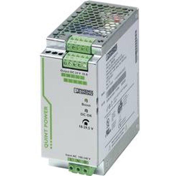 Phoenix Contact 2866763 QUINT-PS/1AC DIN Rail Power Supply 24V DC