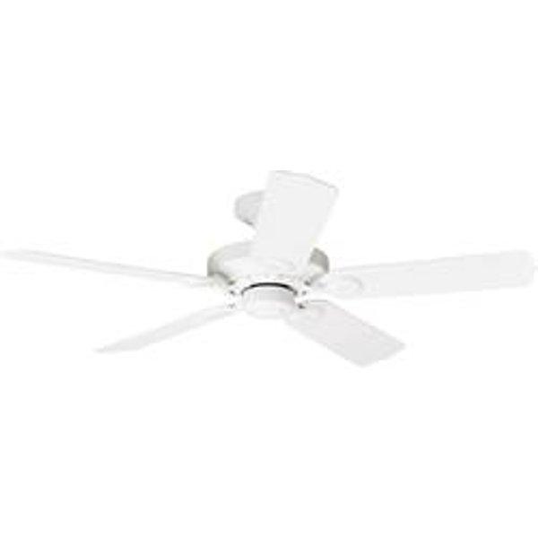 Ventilateur de plafond Hunter Outdoor Elements WEOD 5 pales (Ø) 132 cm blanc