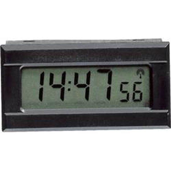 EUROTIME 51900 Funk Uhrwerk mit Anzeige